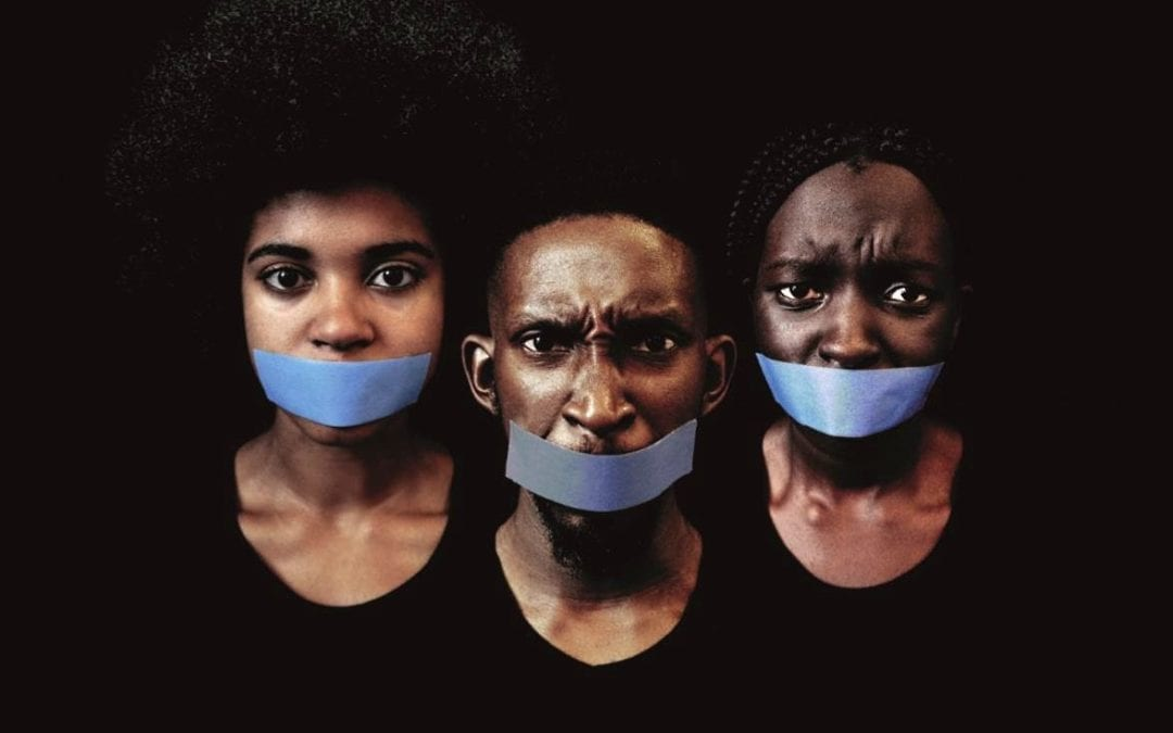 'Bite Your Tongue' TYPT 2017 a Collaboration with Talawa: Theatre Episode 9